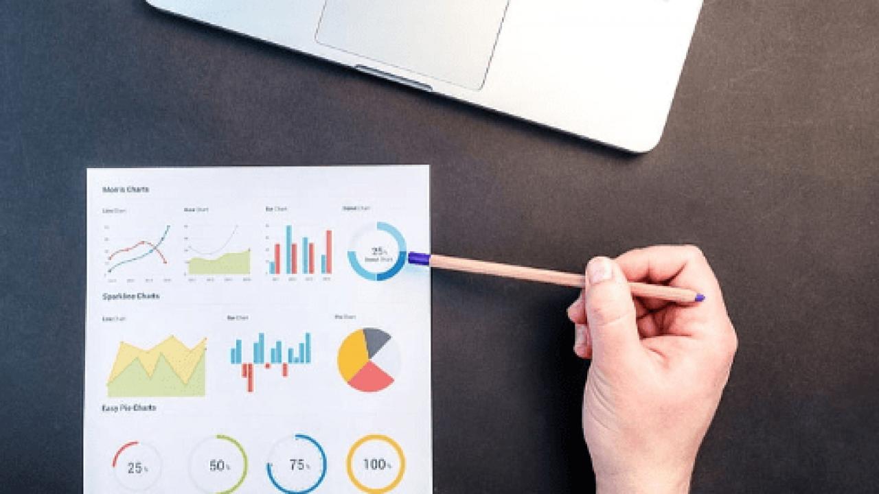 A importância de usar gráfico no controle financeiro