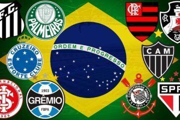 Os 5 Maiores times do Brasil segundo os Gringos