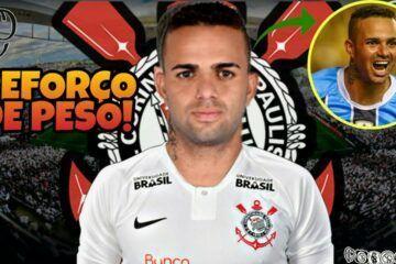 Luan ignora Rivais e quer Corinthians