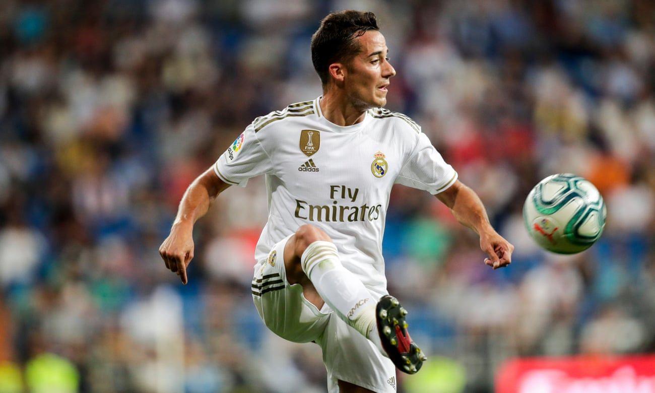 """Lucas Vázquez, do Real Madrid: """"Você precisa ser duro e encontrar seu próprio caminho"""""""