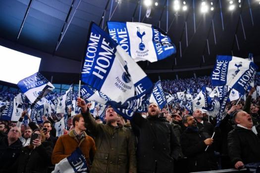 Tottenham confirma planos para 2.000 torcedores assistirem ao derby do Arsenal em 6 de dezembro