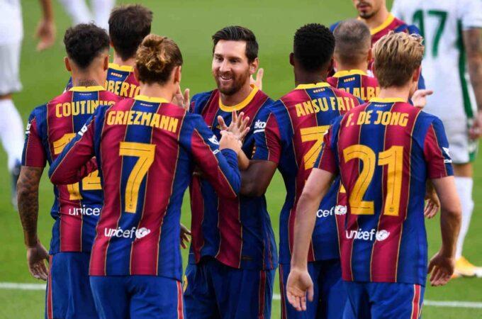 Barcelona vai economizar 122 milhões de euros com jogadores concordando com corte de salários
