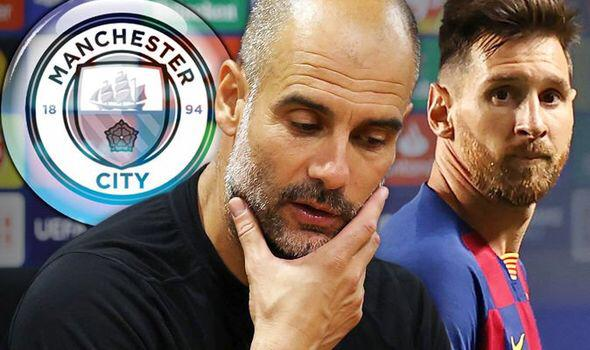 Acordo com Pep Guardiola pode atrair Lionel Messi