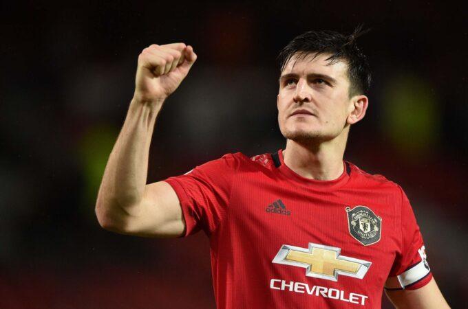 """Manchester United """"tem que começar a levantar troféus"""", diz Harry Maguire"""