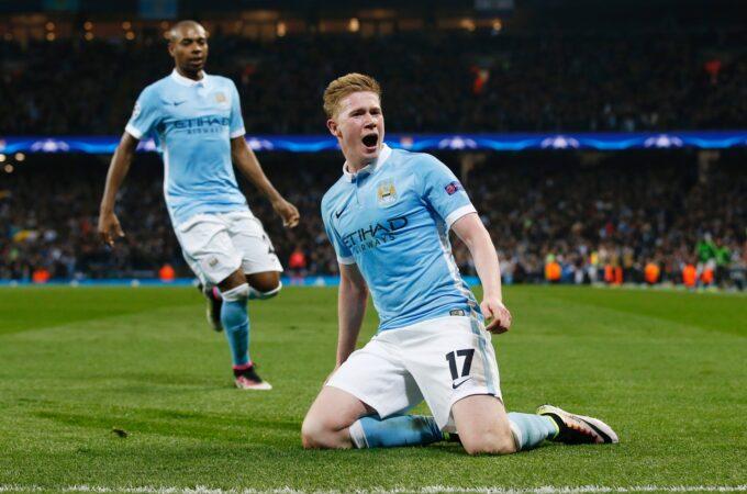 Kevin de Bruyne: meio-campista do Manchester City ausente por quatro a seis semanas