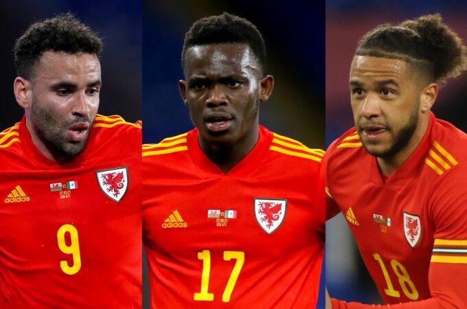 Hal Robson-Kanu, Rabino Matondo e Tyler Roberts: Gales mandam trio para casa por violação do protocolo
