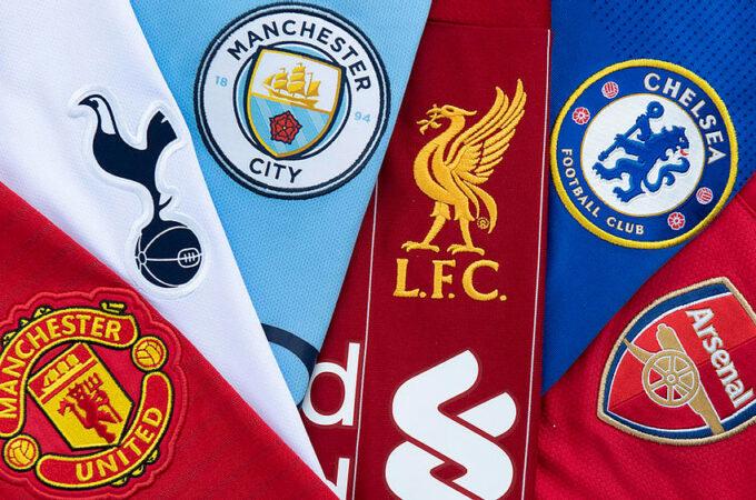 """Superliga europeia: os """"seis grandes"""" da Premier League concordam em ingressar na nova liga"""