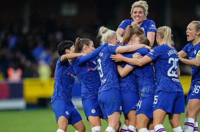 Super League Feminina: Chelsea dá mais um passo para manter o título