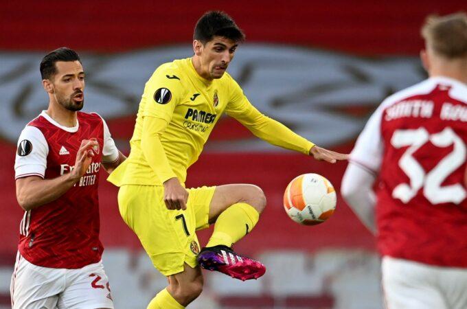 Villareal venceu Man Utd em um tiroteio épico
