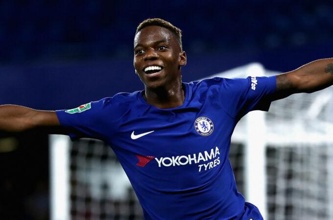 Charly Musonda do Chelsea: 'Tem sido difícil, mas estou no caminho certo'