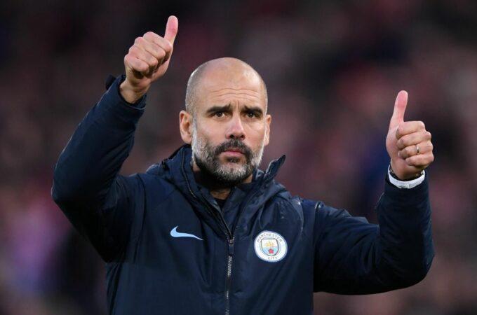"""Final da Liga dos Campeões: Pep Guardiola do Manchester City """"não dá a mínima"""" para o árbitro"""
