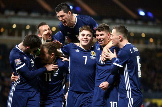 Inglaterra 0-0 Escócia: 'Real esperança para a Escócia, mas um alerta para a Inglaterra'