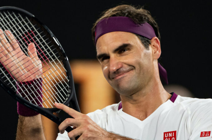 Aberto da França 2021: Roger Federer apura-se em Roland Garros