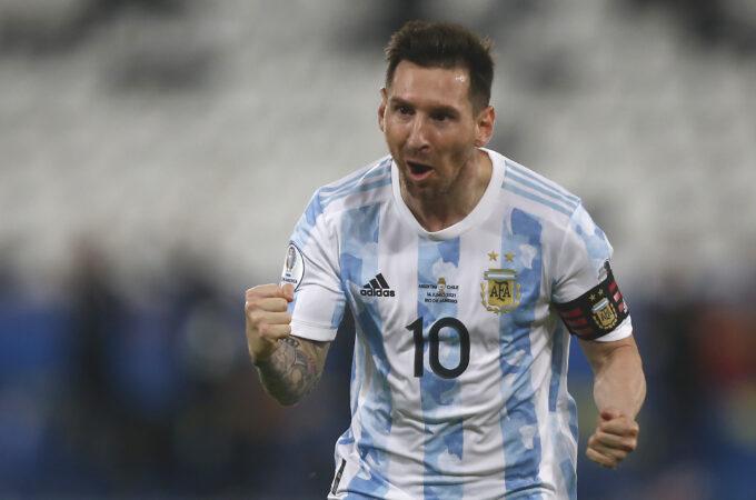 Será que Messi pode acabar com a espera de 28 anos da Argentina na final da Copa América?