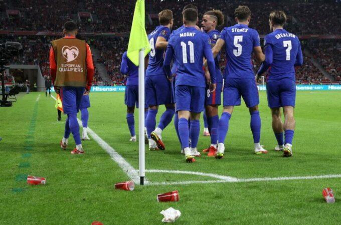 Hungria v Inglaterra: jogadores visitantes abusados racialmente na Puskas Arena