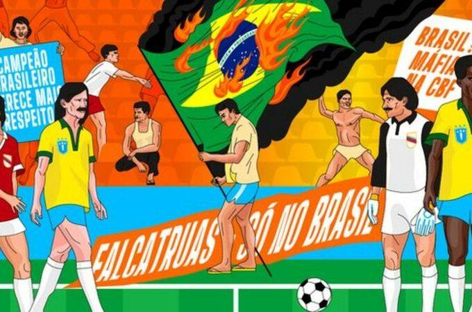 Um dos momentos mais sombrios do futebol brasileiro – e a divisão que ainda é profunda